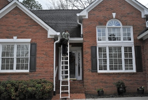 Gutter installation in Portsmouth