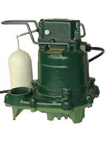 cast-iron zoeller sump pump systems available in Windham, Maine and New Hampshire
