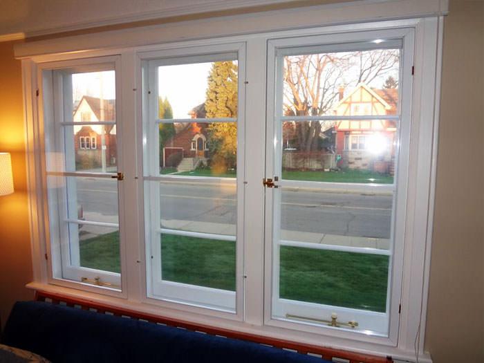 Energy Efficient Basement Windows Installed In Bangor