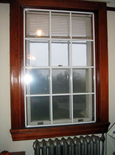 Energy efficient basement windows in bangor portland for Window insulation rating