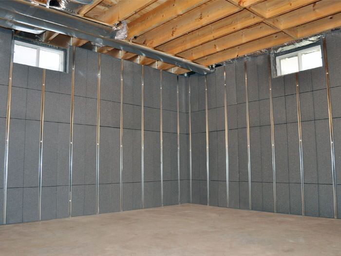 Basement To Beautiful Insulated Wall Panels In Rochester Portland