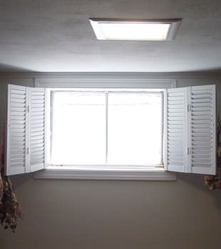 Basement Window installed in Ellsworth, Maine